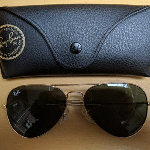 New Ray-Ban Aviator Classic RB3025 58mm